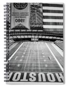 The Astrodome Spiral Notebook