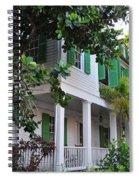 The Audubon House - Key West Florida Spiral Notebook