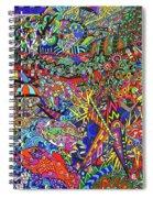 The Australia Way Spiral Notebook
