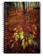 Autumn V6 Spiral Notebook