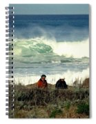 The Awesome Pacific In All Her Glory Spiral Notebook