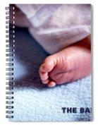 The Baby Wait Spiral Notebook