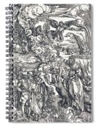 The Babylonian Whore Spiral Notebook