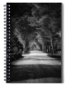 The Backroad Spiral Notebook