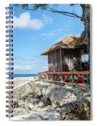 The Bahamas Islands Spiral Notebook