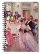 The Ball Spiral Notebook