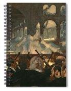 The Ballet Scene From Meyerbeer's Opera Robert Le Diable Spiral Notebook
