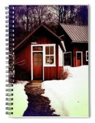 The Bally House Greenhouse Spiral Notebook