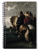 The Barbarians Before Rome Spiral Notebook