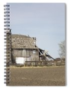 The Barn's Last Season Spiral Notebook