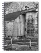 The Barnyard Spiral Notebook