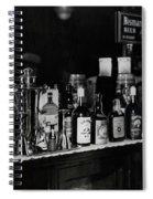 The Bartender Is Back - Prohibition Ends Dec 1933 Spiral Notebook