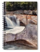 The Basin Pano Spiral Notebook