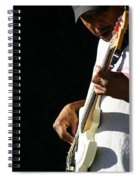 The Bassman Spiral Notebook