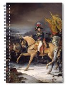 The Battle Of Hohenlinden Spiral Notebook
