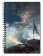 The Battle Of Port Hudson - Civil War Spiral Notebook