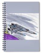 The Battlecruiser Warspite Spiral Notebook