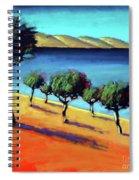 The Bay Spiral Notebook