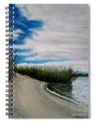 The Beach Spiral Notebook