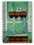 The Beach House Spiral Notebook