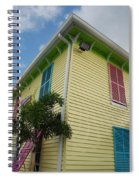 The Beach House Spiral Notebook