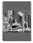 The Bean - 2 Spiral Notebook