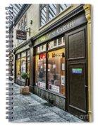 The Bear Shop Spiral Notebook