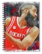 The Beard Spiral Notebook