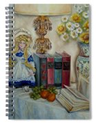 The Beatitudes Spiral Notebook