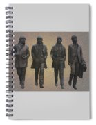 The Beatles Spiral Notebook