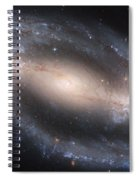 The Beautiful Barred Spiral Galaxy Ngc 1300 Spiral Notebook
