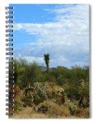 The Beautiful Desert I Love Spiral Notebook