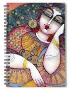 The Beauty Spiral Notebook