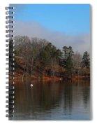 The Beauty Of Lake Junaluska  Spiral Notebook