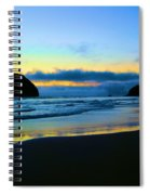 The Beauty Of The Moment Spiral Notebook