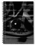 The Beholder Spiral Notebook