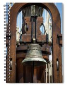 The Bell Of The Tall Ship Spiral Notebook