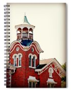 The Belvedere Spiral Notebook