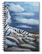 The Bengal Tiger Spiral Notebook