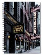 The Berghoff Restaurant Spiral Notebook
