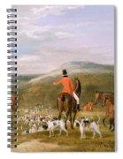 The Berkeley Hunt Spiral Notebook