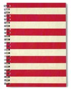 The Betsy Ross Flag Spiral Notebook