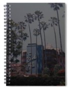 The Beverly Hills Hotel Spiral Notebook
