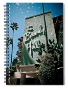 The Beverly Hills Spiral Notebook