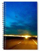 The Beyond Spiral Notebook