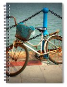 The Bicycle Spiral Notebook