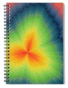The Big Bang Spiral Notebook