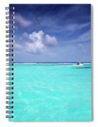 The Big Blue Spiral Notebook