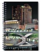 The Big C Spiral Notebook