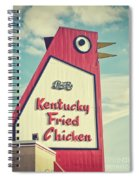 The Big Chicken Spiral Notebook